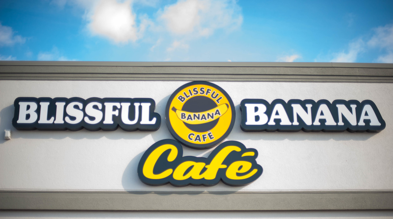 Blissful Banana Café